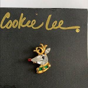 COOKIE LEE REINDEER NWT